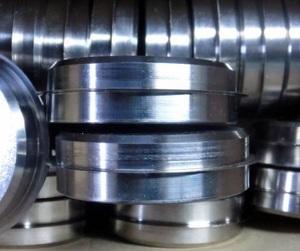 端材 チタン合金 Ti-6Al-4V :10個