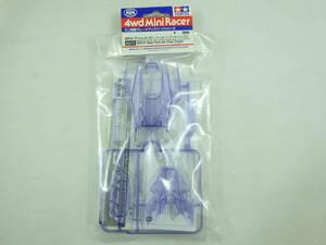 限定品 DCR-01 デクロス-01 ボディパーツセット クリヤーパープル コンデレ MA J-CUP HG