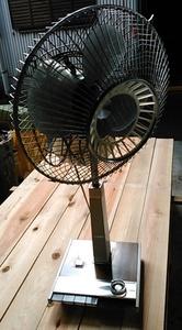 当時物●レトロ扇風機●古い扇風機◆昭和な扇風機◆アンティークな扇風機●希少品●東芝 CRYSTAL ZEPHYR◆木目●ネオクラッシック●愛知県