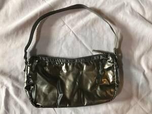 レスポートサック LESPORTSAC バッグ ハンドバッグ レスポナイロン シルバー 美品 未使用品 送料無料