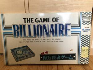 新品 NEW億万長者ゲーム ボードゲーム