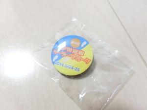 「伊勢志摩ツーデーウォーク」 特製バッジ 第4回 2014年5月24.25日