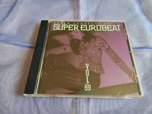 SUPER EUROBEAT VOL.69 スーパーユーロビート