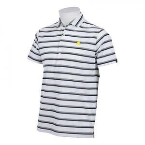 ルコックゴルフ le coq sportif GOLF メンズゴルフウェア モーション3D 半袖ニットポロシャツ 35%OFF ホワイト L寸