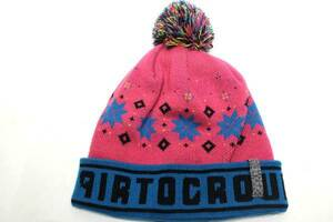 Descente A-SEVEN/ ... / Вязание шляпа /DA7-1C06/MGT/FREE