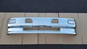 saec cruising type 4t wide all-purpose plating bumper