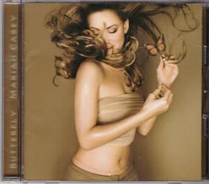 [送料込]国内盤CD ★マライア・キャリー / バタフライ★ MARIAH CAREY / BUTERFLY (1997年作品)