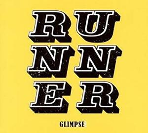 【国内盤】Glimpse - Runner / 美品、名盤