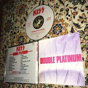 kis/ двойной * платина / paul (pole) * Stanley / Gene * Symons / Ace * Prairie / Peter * Chris /KISS хит шедевр лучший /1978 год