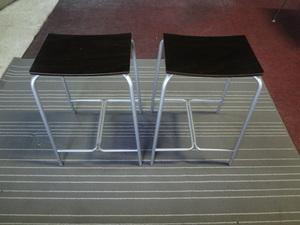 No.127 WISE・WISE スツール N770A-17L 2脚セット 展示品・モデルルーム・回収品 福岡県大川市より 椅子・イス・チェア・オシャレ