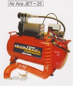 [ day .] air compressor [Air Ace JET-25] DC12V for