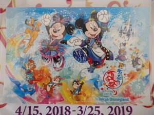 即決☆新品未使用☆限定 東京ディズニーランド ディズニー夏祭り ポストカード 2018♪TDR TDL35周年 TDS 東京ディズニーリゾート