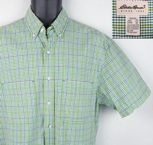 《郵送無料》■Ijinko★エディー・バウアー ( Eddie Bauer ) XS/XP サイズ半袖シャツ