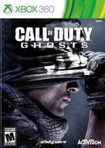 海外限定版 海外版 Xbox 360 コール オブ デューティ ゴースト Call of Duty Ghosts