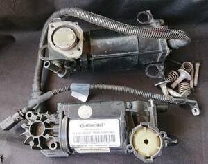 アウディ オールロード クワトロ a6 C5 エアサス コンプレッサー 4Z7616007A ジャンク  W-2502