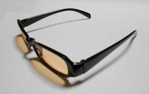 即決未使用 PCメガネ パソコン用メガネ PCガード ブルーライト60%強力 テレビ PC眼鏡 モニター 伊達眼鏡 テレワーク 在宅業務 デスクワーク