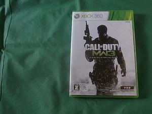 ★即決新品 XBOX360 コールオブデューティ モダンウォーフェア3 字幕版 CALL OF DUTY Modern Warfare 3 CoD MW 3