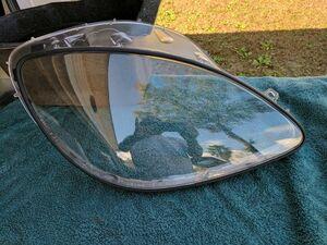 左右セット 税込即納 国内最安値 新品 シボレー コルベット C6 ヘッドライト レンズ カバー 2005年~2013年 黄ばんだライトをリフレッシュ