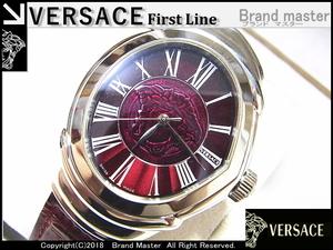 VERSACE ヴェルサーチ ベルサーチ フランク ミュラー FRANCK MULLER 腕時計 赤 ιηC