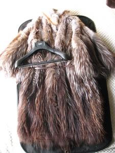 即決 新品同様 FENDI フェンディ 最高級ロシアンセーブル×フォックスファー毛皮コート☆38サイズ