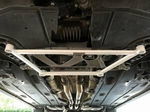 UltraRacing front body under brace AUDI Audi 8V RS3 sedan Sportback