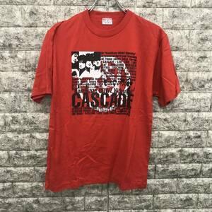 バンドT 90s カスケード CASCADE ライブツアーロック Tシャツ