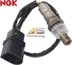 【M's】VW キャディ (9K)/ポロ (9N)/ルポ (6X) NGK O2センサー 1個//純正OEM オーツーセンサー ラムダセンサー 030906262K 030906262B