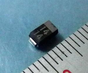 ROHM 1SR154-400 ダイオード (400V/1A) [10個組](a)