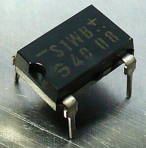 新電元 S1WB40 小型ブリッジダイオード (400V/1A) [10個組](a)