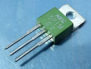 NEC 5P1M サイリスタ (100V/1A) [10個組](a)