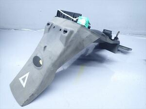 β0911 SYM アティラ125 LXMTC キャブ車 (H20年式) 純正 マッドガード インナー フェンダー 割れ無し!