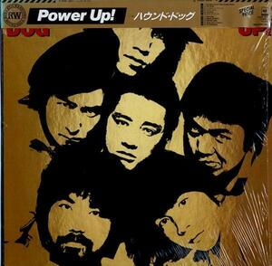 LP☆ハウンド・ドッグ/HOUND DOG/POWER UP/20AH-1929