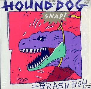 LP☆ハウンド・ドッグ(HOUND DOG)/BRASH BOY/28AH-1550