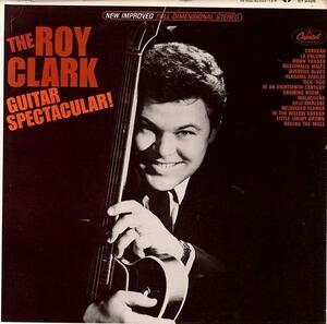 LP/ROY CLARK/ロイ・クラーク/GUITAR SPECTACULAR!/ST-2425