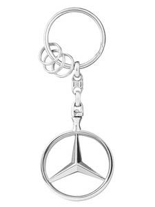 ●●【MercedesBenz GLCクラス/GLKクラス】X253 C253 X204 ベンツ純正 キーホルダー【スリーポインテッドスター】GLC200 GLC220d GLC250