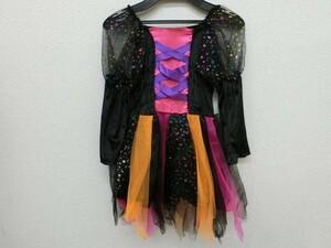 (23592)ハロウィン ドレス ワンピース 衣装 コスチューム女の子 USED