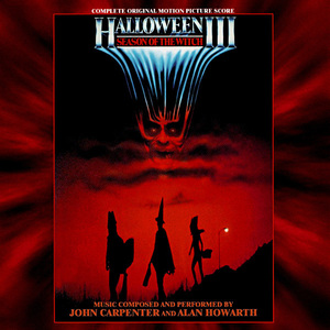 "▼ ▼ ""Halloween III"" ▼ ▼ <Limited / Rare / New article not opened> ▼ John Carpenter / Alan Haworth ▼ Halloween 3 (Press CD)"