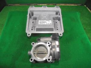 保証付 ベンツ A170 エンジンコンピューター&スロットルボディー チャンバー/ECU/CP 宮城県発/2WD/平成18年(TK300920 A03) サイズ:B