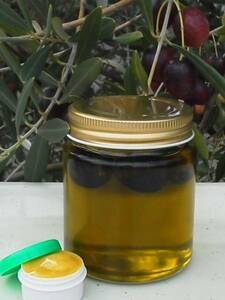 エキストラバージンオリーブオイル・オリーブ・大豆・椰子の食品混合
