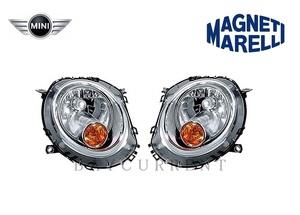 【正規純正OEM】 BMW MINI R55 R56 R57 R58 R59 ハロゲン ヘッドランプ 左右 ミニ クーパー ワン 63122751265 63122751266 Cooper JCW One