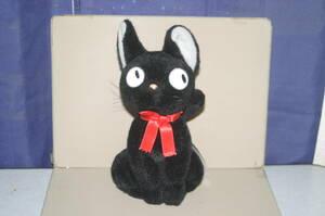 ジブリ 魔女の宅急便 ジジ ぬいぐるみ Mサイズ サンアロー 約23cm 黒猫
