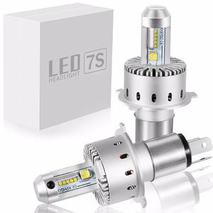 ■車検対応 PHILIPS 16000LM H4 Hi/Lo LEDヘッドライト HM1/HM2バモス/フィットGD1.2.3.4/N-BOX/フィット/ライフ/アクティー バン