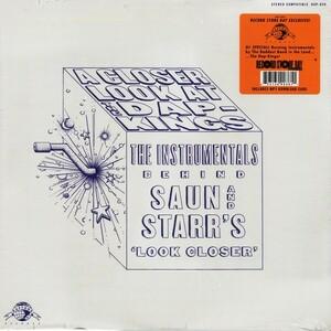 The Dap-Kings A Closer Look At The Dap-Kings MP3ダウンロード・カード付き1,650枚限定ブルー・マーブル・カラー・アナログ・レコード