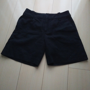 送料無料 * アクアガール クローラ ショートパンツ ブラック サイズ36