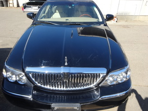 06y Lincoln Town Car L used mission torque converter attaching dealer car M85W parts taking car! Ame car used parts Town Car part removing