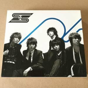 SS501 1st Single 警告 CD+DVD キム・ヒョンジュン 韓国 アイドル ポップス K-POP yss527
