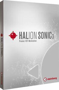 бесплатная доставка * новый товар быстрое решение! Steinberg HALion Sonic 3 стандартный версия
