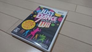 即決・送料無料・Wii・ジャストダンス
