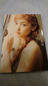 石川梨華写真集 石川梨華 モー娘。 撮影 松田忠雄 2002年