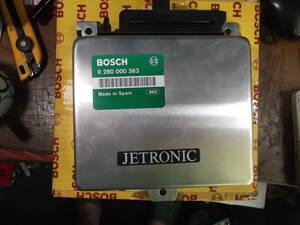 Fiat Uno turbo ECU Bosch 028 363 850 last one